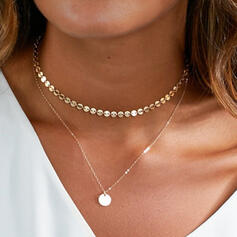 Beautiful Fashionable Sexy Alloy Necklaces Beach Jewelry