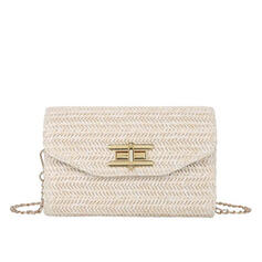 Unique/Classical/Personalized Style/Bohemian Style/Braided Clutches/Crossbody Bags/Shoulder Bags/Bridal Purse/Beach Bags