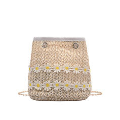 Charming/Classical/Bohemian Style/Braided Crossbody Bags/Shoulder Bags/Beach Bags/Bucket Bags