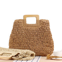 Charming/Classical/Bohemian Style/Braided Tote Bags/Beach Bags/Hobo Bags