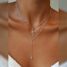 Exquisite Charming Alloy Necklaces Beach Jewelry