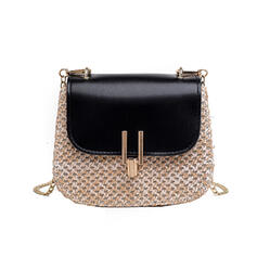 Fashionable/Classical/Shell Shaped/Bohemian Style/Braided Shoulder Bags/Beach Bags